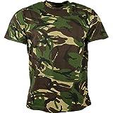 Kombat UK Men's Adult T-Shirts, DPM Camo, X-Large