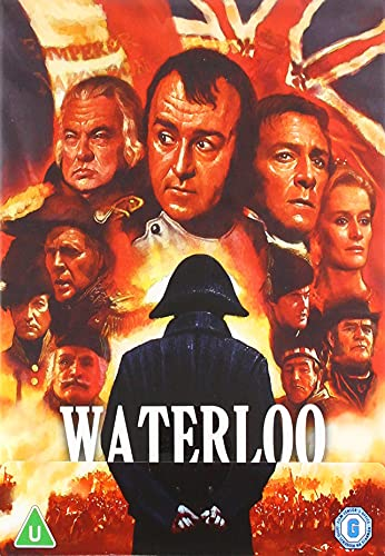 Waterloo - Special Edition (LIMITED TO 5,000 COPIES) [Blu-ray] [1970]