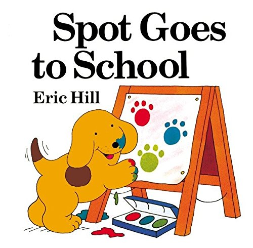 Spot Goes to School (color)の詳細を見る
