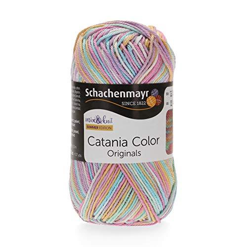 Schachenmayr Handstrickgarne Catania Color, 50g Einhorn Color