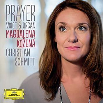 Prayer - Voice & Organ