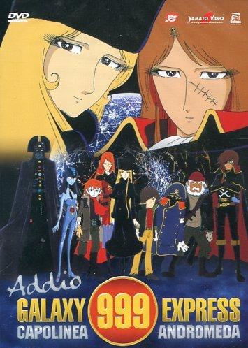 Addio Galaxy Express 999 - Capolinea Andromeda