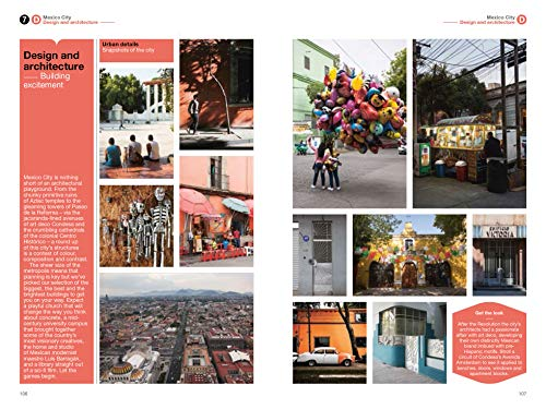 Mexico City: The Monocle Travel Guide Series [Idioma Inglés]: 32