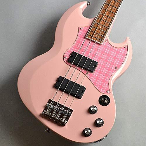 BanG Dream! ESP×バンドリ! Collaboration Series Rimi Ushigome Signature Model BanG Dream! VIPER BASS Rimi (Rimi Pink)
