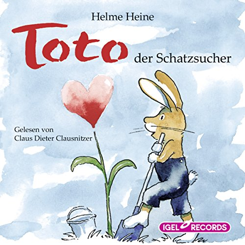 Toto, der Schatzsucher audiobook cover art
