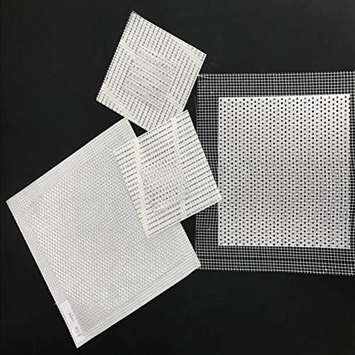 Gipskarton- und Trockenbau-Reparatur-Aluminium-Platte, perfekt zum Fixieren von Löchern und Rissen in Wänden und Gipskartonplatten