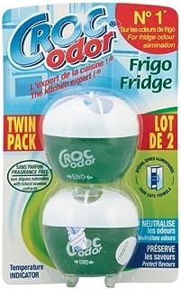 Croc Odor Réfrigérateur Désodorisant Paquet Double
