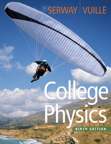 Student Solutions Manual with Study Guide, Volume 2 for Serway/Faughn/Vuille's College Physics, 9th: Student Solutions Manual & Study Guide