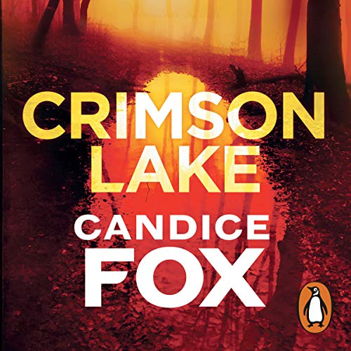 Crimson Lake audiobook cover art