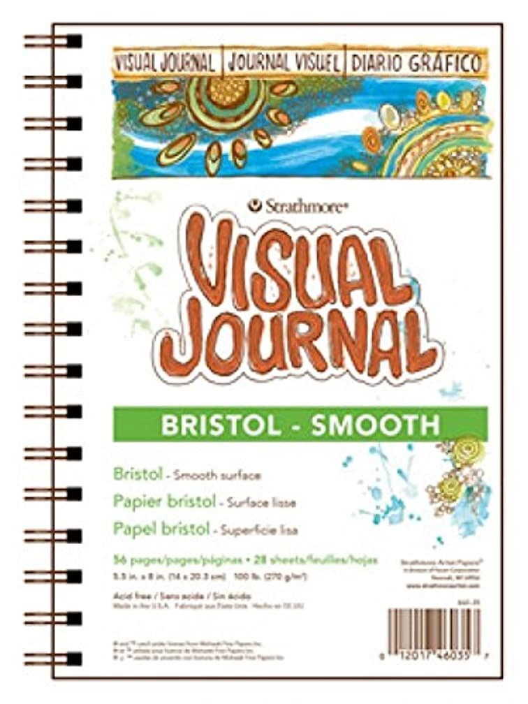 Strathmore 300 Series Visual Bristol Journal, 9