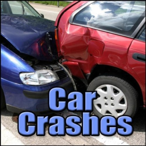 Auto, Crash - Car Impact into Brick Wall, Tire Screech, Hubcap, Horn, Radiator Steam Car Crashes, Blockbuster Sound Effects
