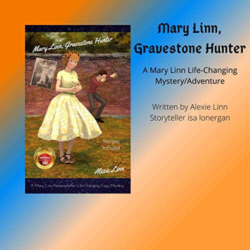 Mary Linn, Gravestone Hunter Titelbild