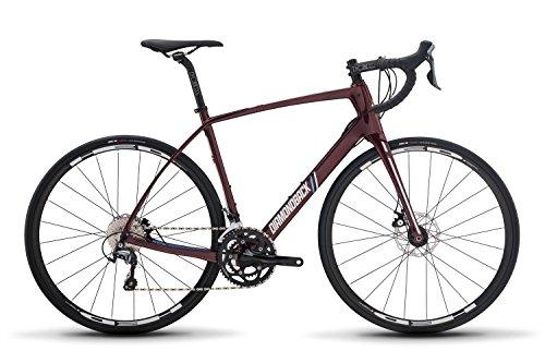 Diamondback Bicycles Diamondback Bicycles Century 4 Carbon Endurance Road Bike, 56cm/Large, Red