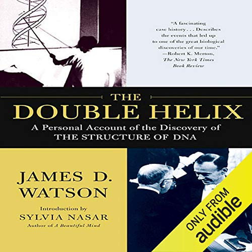 Page de couverture de The Double Helix