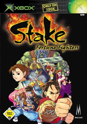 STAKE: FORTUNE FIGHTERS by XBOX