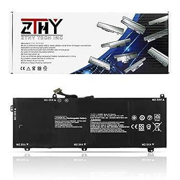 ZTHY New ZO04XL Laptop Battery Replacement for HP ZBook Studio G3 G4 Mobile Workstation Series ZO04 ZO06 ZO06XL 808396-421 808450-001 HSTNN-CS8C HSTNN-C88C HSTNN-LB6W 15.2V 64Wh