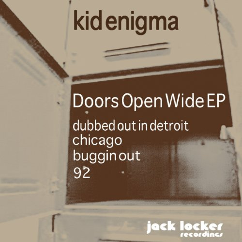 Doors Open Wide EP