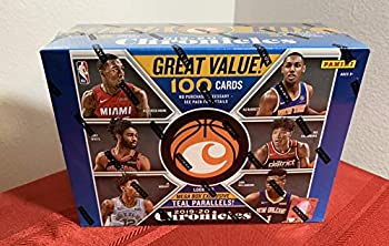 Factory-Sealed 2019-20 Panini Chronicles Basketball 100-Card Mega Box - NBA Trading Cards