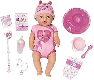 Baby Born -  Baby Born Niña Ojos Azules (Bandai 825952