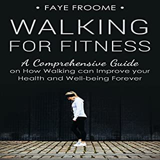 Walking for Fitness audiobook cover art