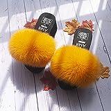 Kirin-1 Zapatillas de Spinning Mujer,Slides esponjosos woms Arco Iris Color Grueso pendiente-35_S
