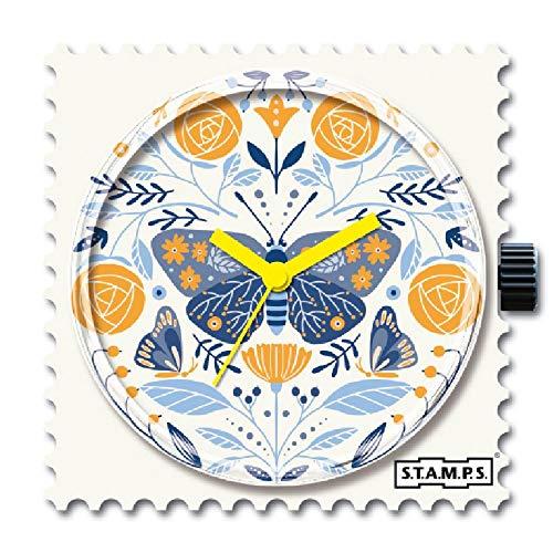 S.T.A.M.P.S. Reloj con esfera Bloomy Butterfly 105925.