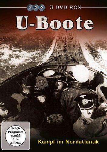 U-Boote-Kampf im Nordatlantik ( 3 DVD BOX)
