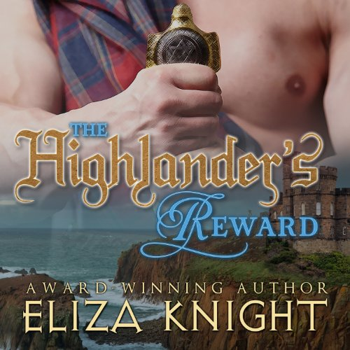 The Highlander's Reward audiobook cover art