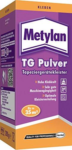 Metylan TG Instant Tapeziergerätekleister, 200 g, 1 Stück, MTGI3