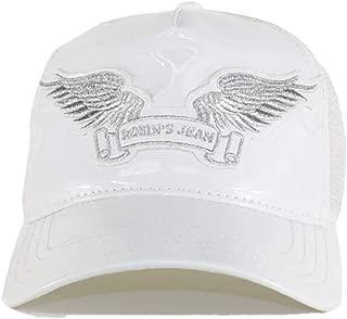 Robin Trucker Hat OSFA WHITE