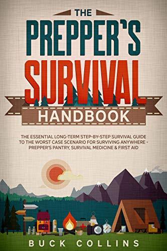 The Preppers Survival Handbook by Collins, Buck ebook deal