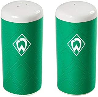 Werder Bremen SV Salz- & Pfefferstreuer Raute 2er-Set