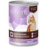 Holistic Select Grain Free Chicken Pate Recipe - 12x13 oz