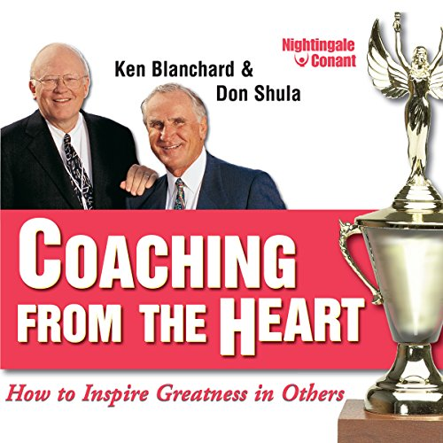 Coaching from the Heart audiobook cover art