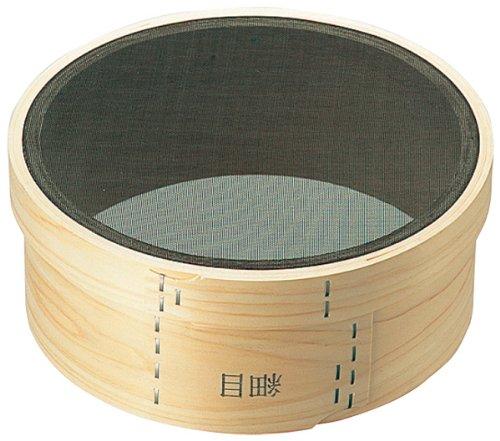 EBM『木枠代用毛裏漉 細目(24メッシュ)9寸 27cm』