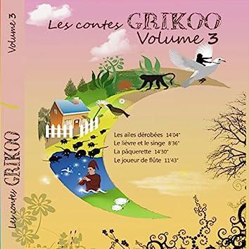 Les contes Grikoo, Vol. 3