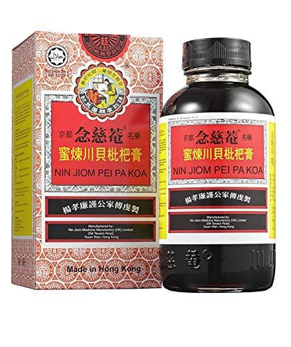 Nin Jiom Pei pa Koa Tos Syrup-150ml