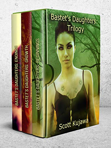 Bastet's Daughters Trilogy (Books One - Three)