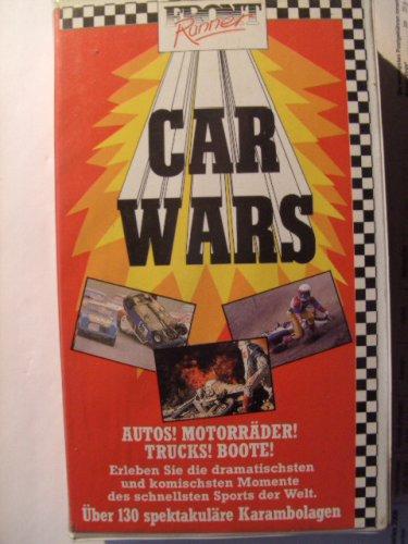 Car wars - Autos! Motorräder! Boote! Trucks!