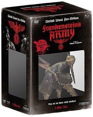 Frankenstein#s Army - Figuren SE (Mosquito-Man)(Blu-ray) (FSK 18) by karel roden