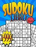 +999 SUDOKU LIBRO 5 Niveles: Fácil De Extremar, Libro De Juegos Para Adultos Con Soluciones, 1008...