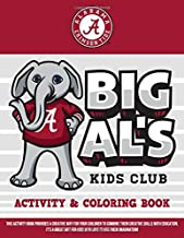 Big Al's Kids Club Activity and Coloring Book: Big Al's Kids Club Activity and Coloring Book (Sports Team Activity Books`)