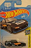 Hot Wheels '95 Mazda RX-7 Black 27/250 HW Speed Graphics Series 1:64 Scale Collectible Die Cast Model Car