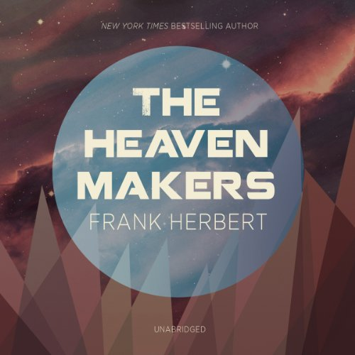 The Heaven Makers audiobook cover art
