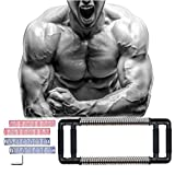 Gbazaar Second Generation Adjustable Pressure Super Push Down Bar-Chest Expander for Home & Gyms,...