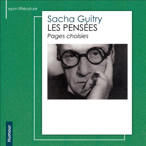 Les pensées / Pages choisies audiobook cover art