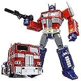 JINJIND Juguetes de Transformers, Dominio deformado Robot Optimus Prime MPP10 MUE Move Mucha MODILLO Modelo DE Juguete Regalo DE NIÑOS