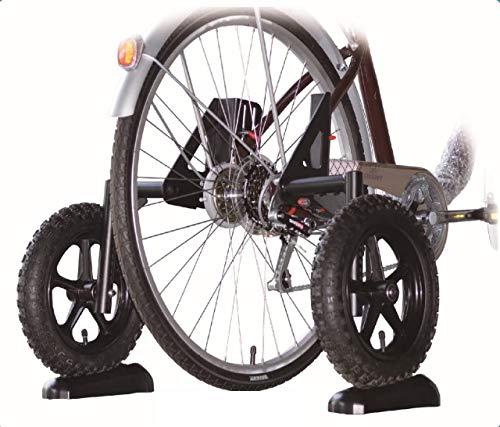 Alpha Plus Adult Bike Stabilisers/Training/Mobility Wheels Fit 20' 24' 26' 27' 28/700' Wheels