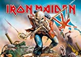 LPGI Iron Maiden Trooper Large Fabric Poster / Flag 40' x 30'
