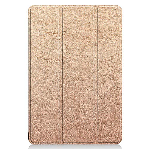 YYLKKB For iPad Mini 5 2019 mini 4 Protective Cover Trifold Stand Auto Sleep/Wake up Smart Solid Cover For iPad Mini 5 mini 4 Tablet Case-rose gold